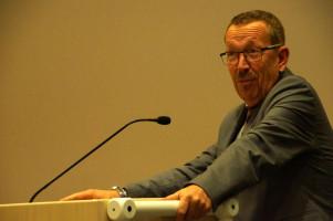 MdB Karl-Heinz Brunner, stellvertretender Bezirksvorsitzender