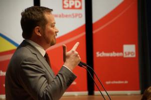 Uli Grötsch, Generalsekretär der BayernSPD.