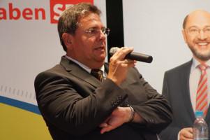 Herbert Woerlein, MdL, Kandidat im Wahlkreis Augsburg-Land.