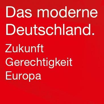 Martin Schulz - Zukunftsplan
