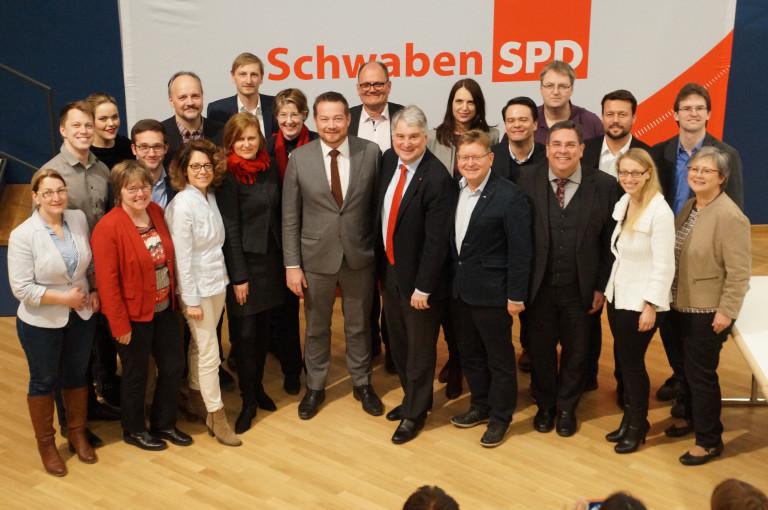 Die Kandidaten für den Landtag